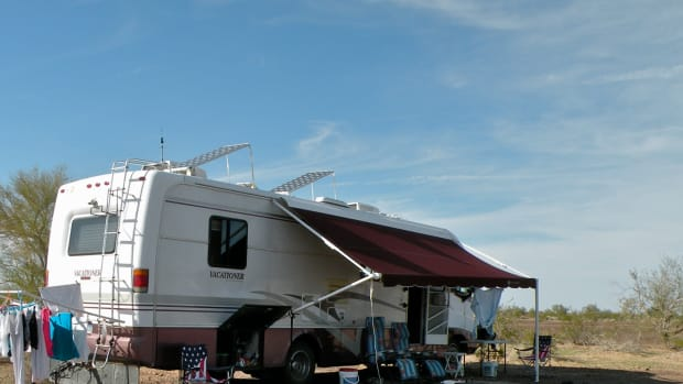 rving-off-the-grid