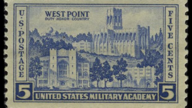 us-army-commemorative-stamps-1936-1937-united-utates-military-academy-west-point