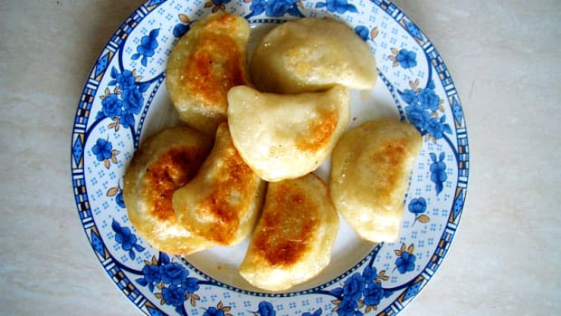 my-mothers-cooking-pierogi-filled-with-cottage-cheese-and-chives