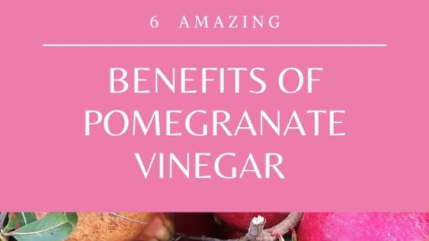 health-benefits-of-pomegranate-vinegar