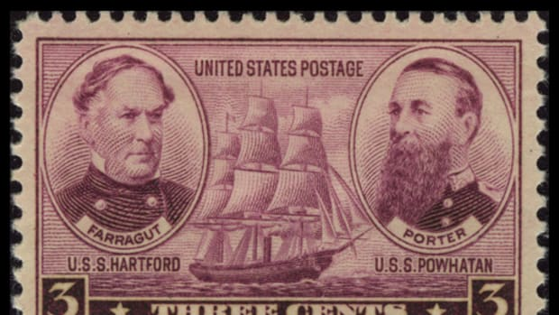 us-navy-commemorative-stamps-1936-1937-david-farragut-and-david-porter