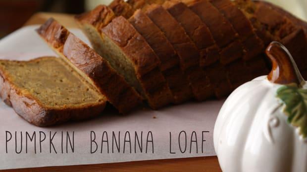 pumpkin-banana-loaf