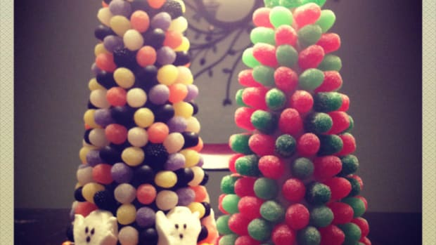 crafting-with-candy-gumdrop-trees