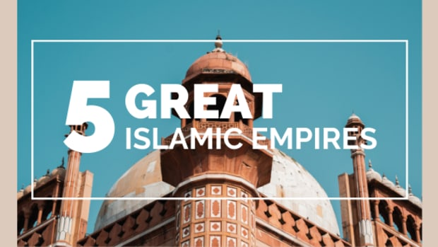 four-great-islamic-empires