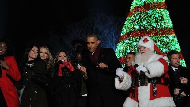 did-obama-say-merry-christmas