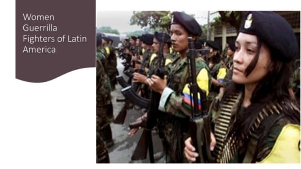 the-guerrilla-women-of-latinamerica-and-the-five-countries-where-theyfought