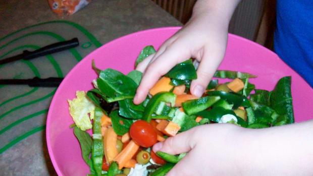 vegetarian-kids