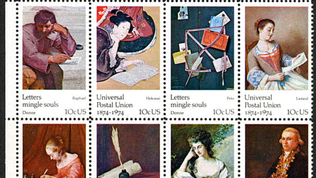 artworks-on-united-states-stamps-1974-universal-postal-union-commemoratives