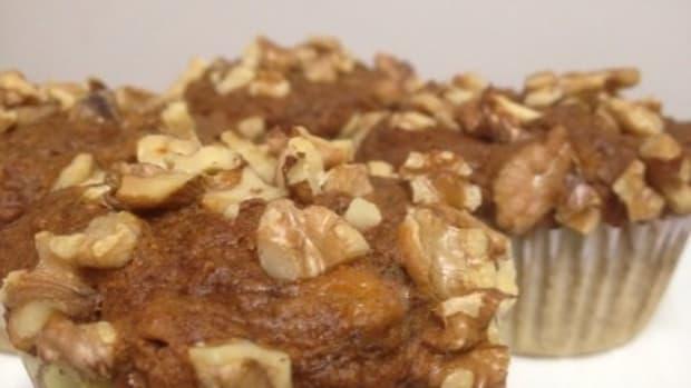 low-fat-healthy-banana-nut-muffins-recipe-no-oil-no-sugar