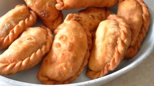 curry-puff