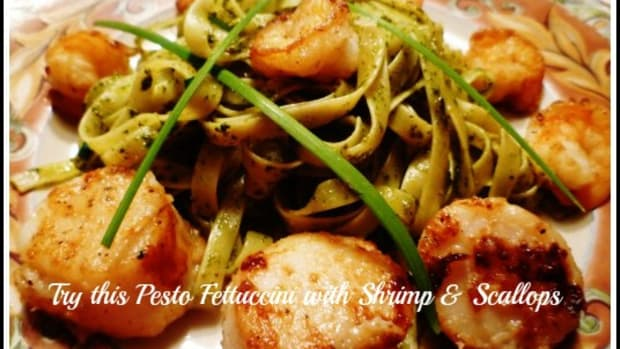 quick-and-easy-dinner-pasta-and-seafood