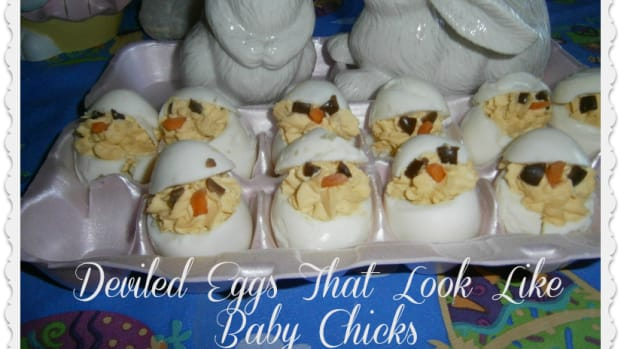 deviled-eggs-that-look-like-baby-chicks