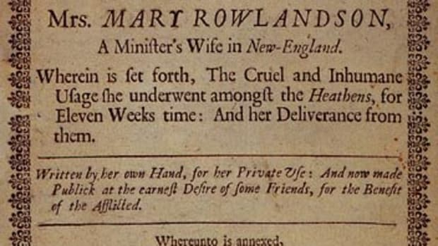 review-of-mary-rowlandsons-captivity-narraive