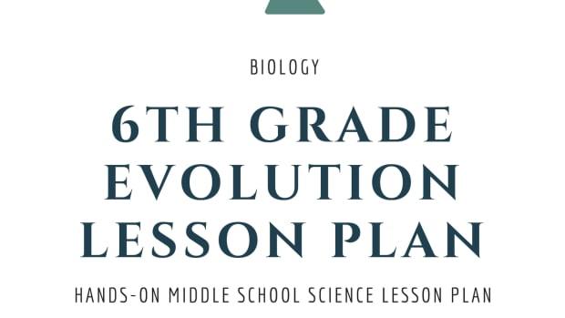 middle-school-evolution-lesson-plan