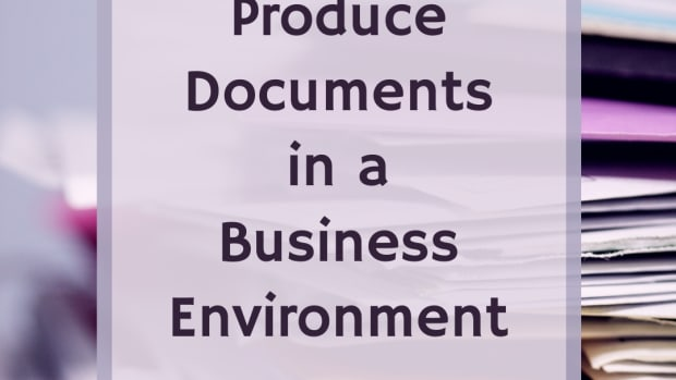 produce-documents-in-a-business-environment-ocr-nvq-level-3-diploma-in-business-and-administration