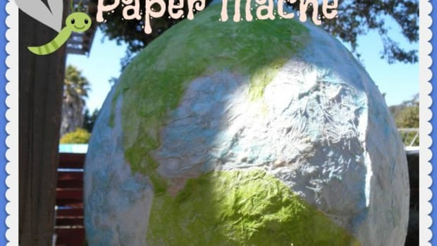 globe-art-project-ideas