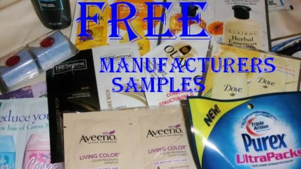 how-to-get-free-manufacturer-samples