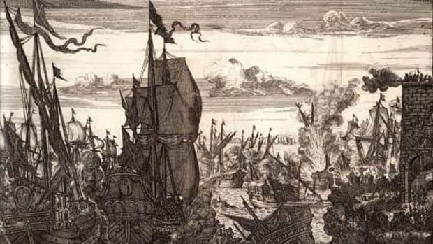captain-henry-morgan-and-the-maracaibo-raid