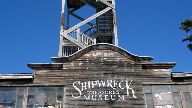 visiting-the-key-west-shipwreck-museum