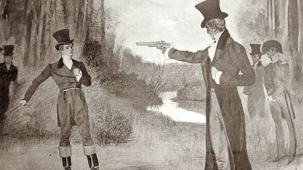 3-famous-duels-involving-andrew-jackson