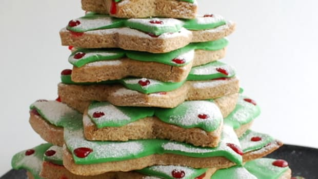 how-to-make-a-christmas-cookie-tree