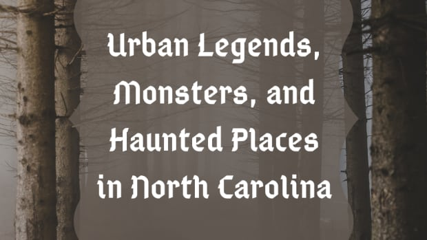 north-carolina-edition-urban-legends-monsters-and-haunted-places