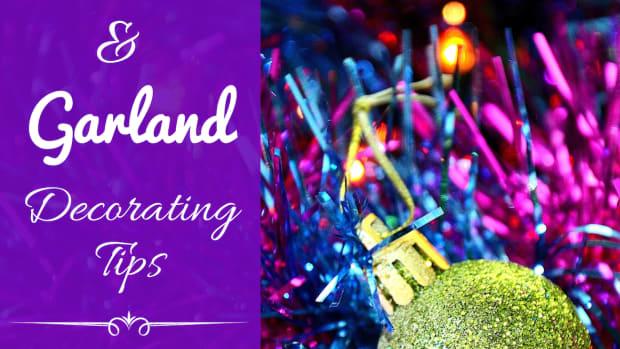 tinselgarlandchristmasdecorationideas