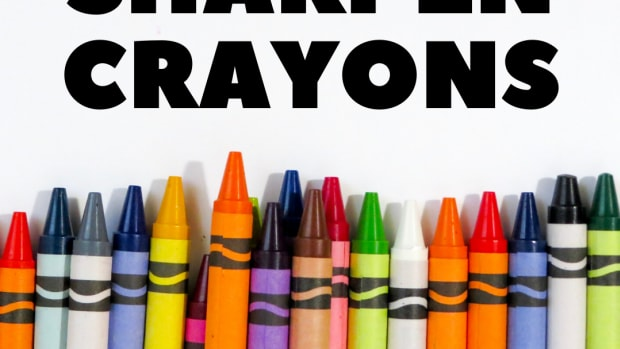 how-to-sharpen-crayons