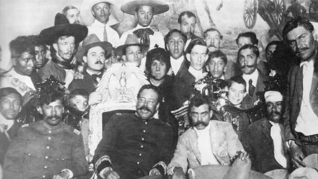 goals-and-outcomes-of-the-russian-and-mexican-revolutions