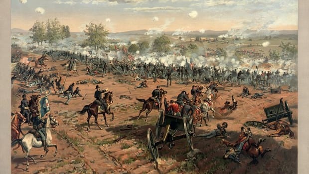 the-american-civil-war-battle-of-gettysburg