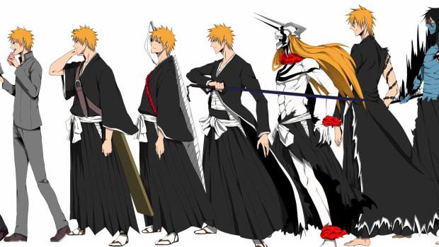 different-forms-of-ichigo