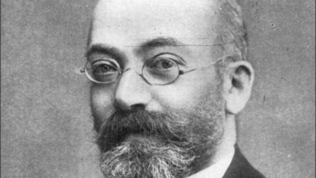 Zamenhof, developer of Esperanto (a constructed universal language)