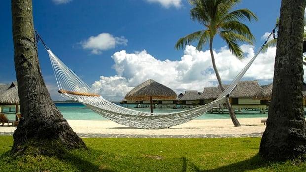 rocking-on-a-hammock