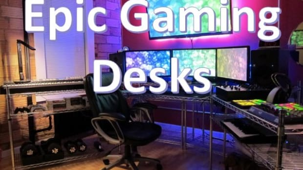 best-gaming-desk