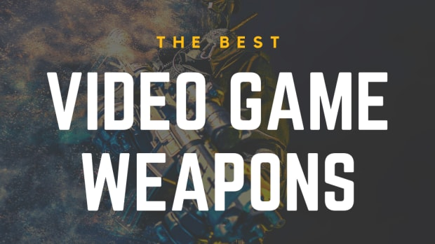 best-video-game-weapons