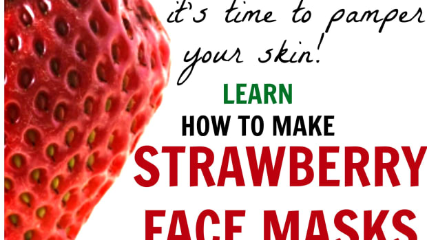strawberry-face-mask-recipes