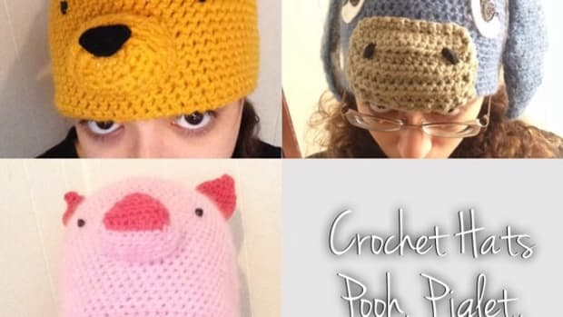 crochet-hat-patterns-winnie-the-pooh-piglet-and-eeyore