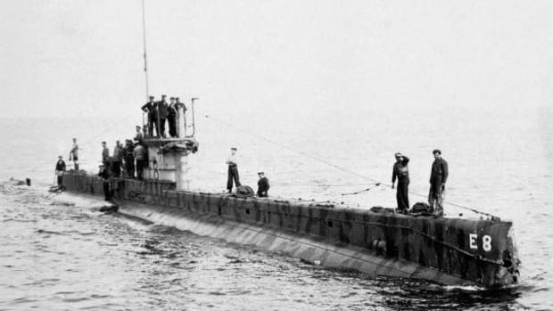 world-war-1-history-british-subs-scourge-of-the-baltic-sea