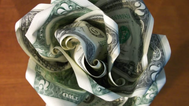 how-to-make-a-money-rose