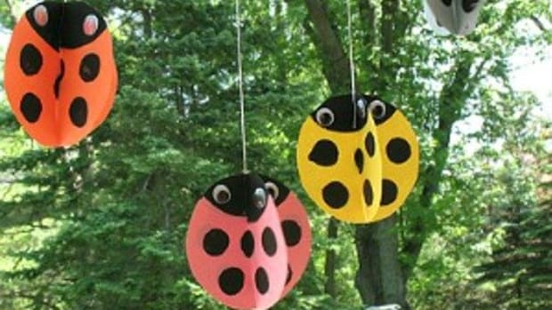 lady-bug-crafts-ideas