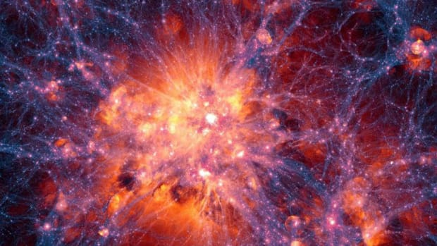how-was-the-cosmic-web-discovered-and-how-do-psuedo-polyhedrons-relate-to-it