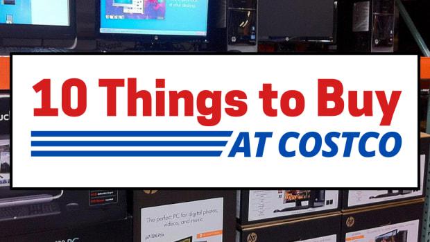 10件事 - 你应该买 -  at-costco