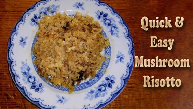 quick-easy-mushroom-risotto-recipe