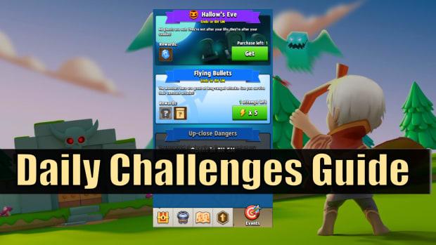 archero-daily-challenge-guide
