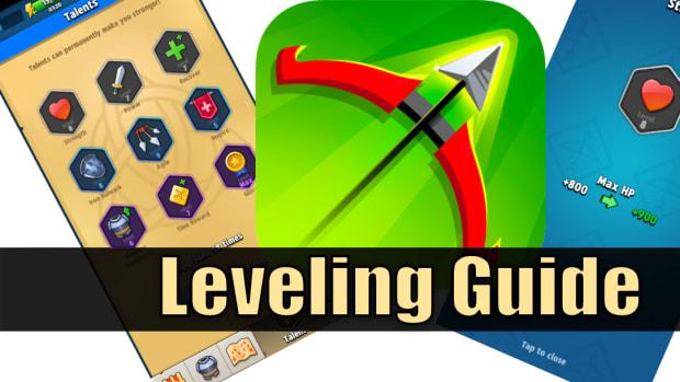archero-leveling-guide