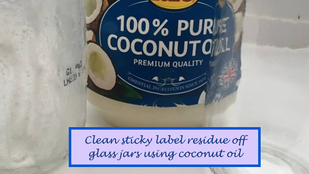 how-to-remove-sticky-label-residue-from-glass-jars
