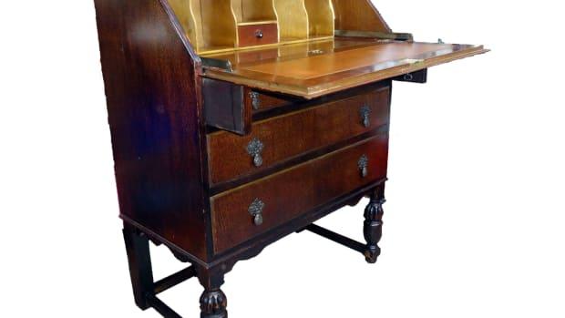 renovating-a-writing-desk-bureau-to-retain-patina