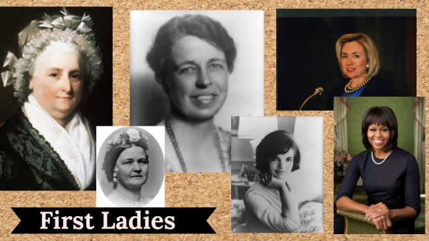 first-ladies-the-wives-of-the-us-presidents
