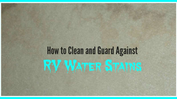rv-water-stain-repair-tips