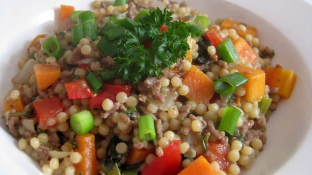 easy-italian-couscous-with-minced-meat-and-vegetables-recipe
